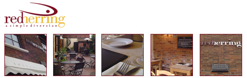 Red Herring Restaurant | New Pre-Optimised Website With Content Management System Launched